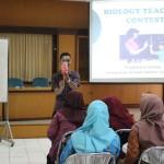 BIOLOGY TEACHING CONTEST