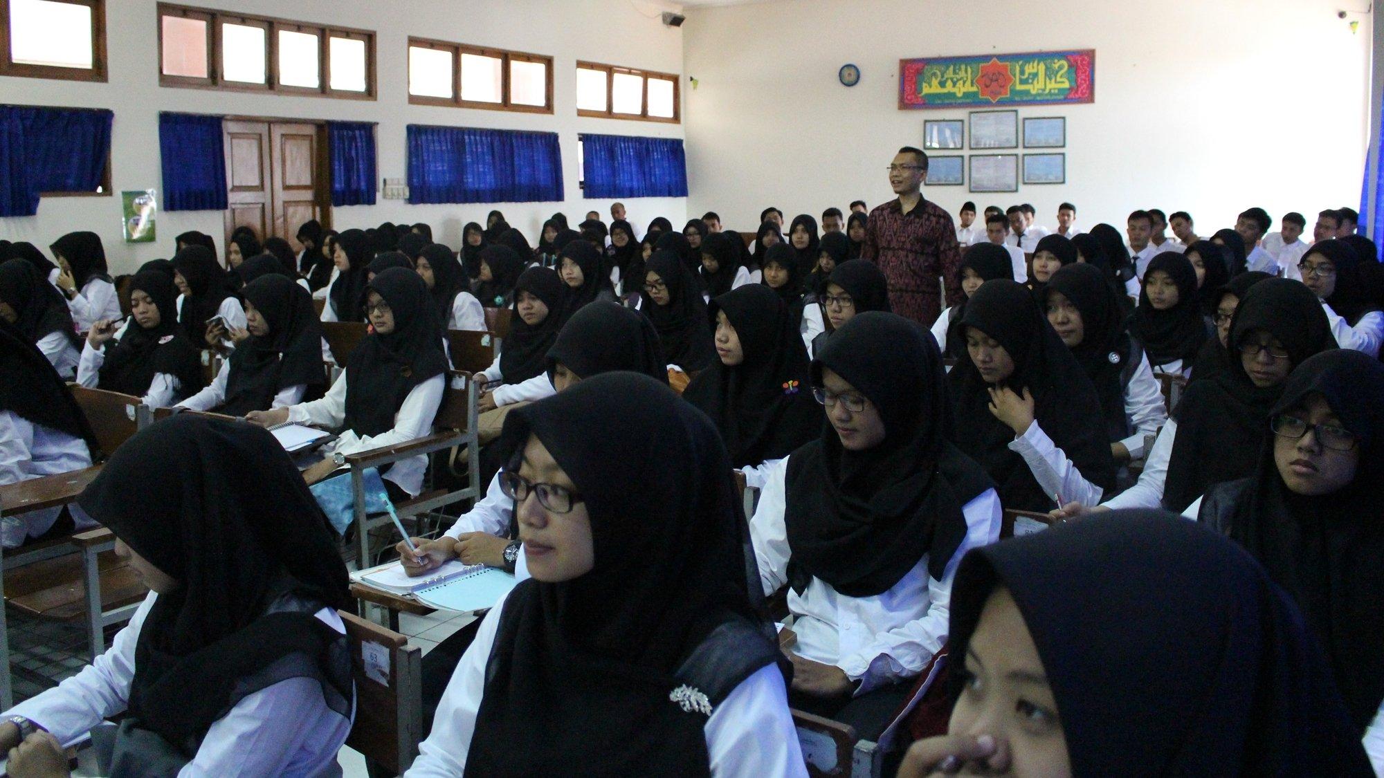 Pembekalan Microteaching pendidikan biologi fkip uad 2015