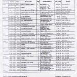 JADWAL UJIAN TENGAH SEMESTER 2013/2014